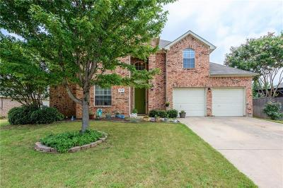 Denton County Single Family Home For Sale: 2512 Great Bear