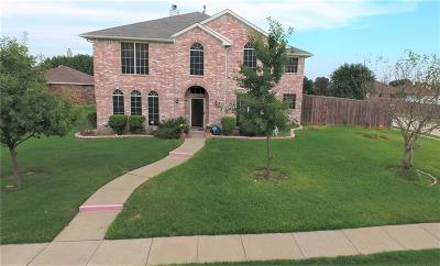 Mesquite Single Family Home For Sale: 1130 Creek Valley Road
