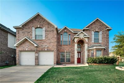 Tarrant County Single Family Home For Sale: 400 Cold Mountain Trail