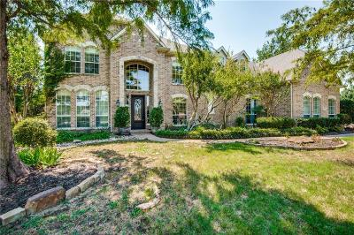 Flower Mound TX Single Family Home For Sale: $869,000