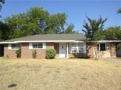 Cedar Hill Single Family Home For Sale: 814 Marigold Drive