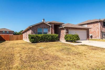 Little Elm Single Family Home For Sale: 2617 Annalea Lane