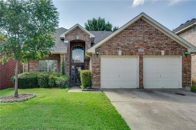 Flower Mound Single Family Home For Sale: 3517 Kales Lane