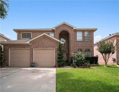 Grand Prairie TX Single Family Home For Sale: $279,500