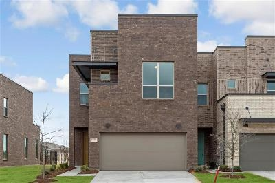 Allen Townhouse For Sale: 1069 Maverick Drive