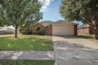 Corinth Single Family Home For Sale: 2811 Hollis Drive