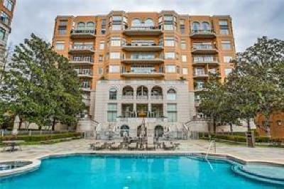 Dallas County Condo For Sale: 3535 Gillespie Street #505