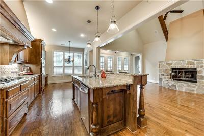 Mckinney Single Family Home For Sale: 8020 Brasstown Drive