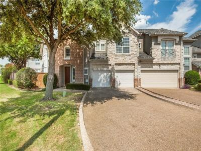 Dallas County Townhouse For Sale: 2627 Rue De Ville