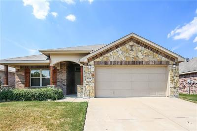 Tarrant County Single Family Home For Sale: 12036 Castleford Way