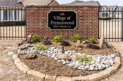Plano Condo Active Option Contract: 2601 Marsh Lane #132