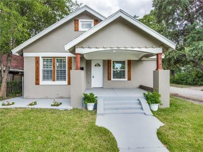 Dallas Single Family Home For Sale: 238 W Montana Avenue