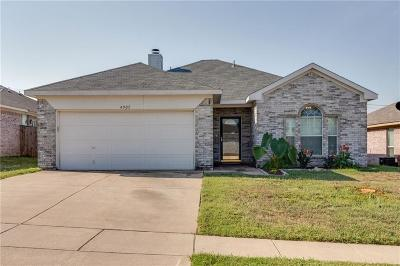 Fort Worth Single Family Home For Sale: 4905 Cape Street