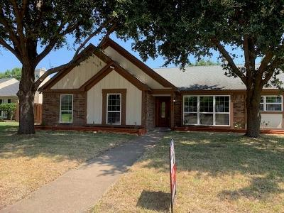 Allen Single Family Home For Sale: 1001 Ashby Drive