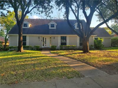 Dallas Single Family Home For Sale: 508 Brook Valley Lane