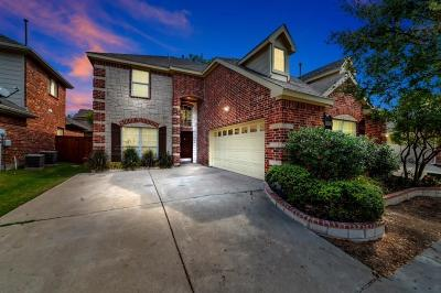 McKinney Single Family Home For Sale: 4405 Rancho Del Norte Trail