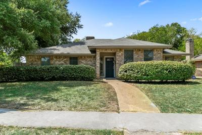Garland Single Family Home For Sale: 721 Pebblecreek Drive