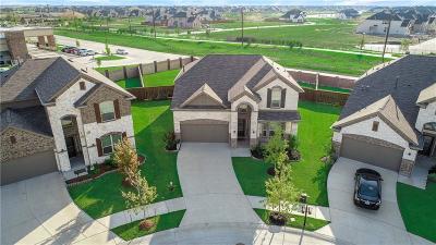 Prosper Single Family Home For Sale: 1301 Coleto Creek Trail