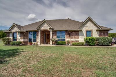 Parker County Single Family Home For Sale: 9040 McDaniel Road