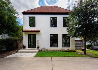 Dallas County Single Family Home For Sale: 4113 San Carlos Street