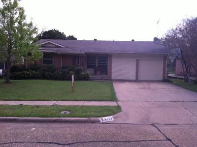 Richardson  Residential Lease For Lease: 1221 Magnolia Drive