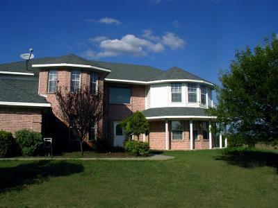 Waxahachie Single Family Home For Sale: 153 S Oak Branch Road