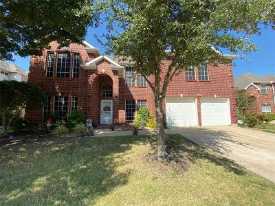 Rowlett Single Family Home For Sale: 10709 Spyglass Hill