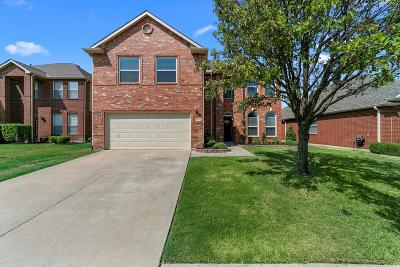 McKinney Single Family Home For Sale: 2808 Scott Place