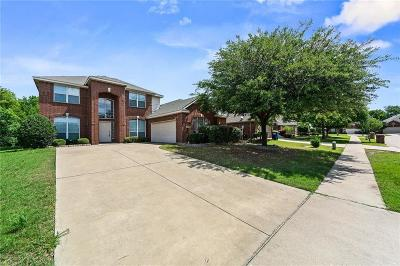 Single Family Home For Sale: 3004 Waterside Court