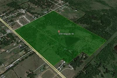 Dallas County Residential Lots & Land For Sale: 2518 Seagoville Road