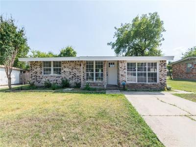 Garland Residential Lease For Lease: 902 Piedmont Drive