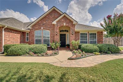 Mansfield TX Single Family Home For Sale: $299,000