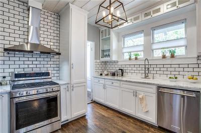 Dallas Single Family Home For Sale: 611 N Montclair Avenue