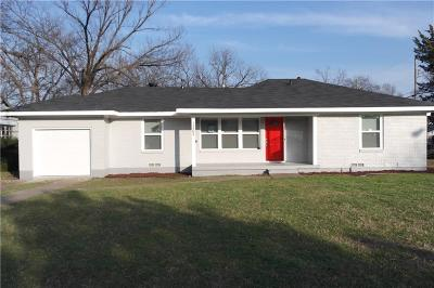 Dallas County Single Family Home For Sale: 1262 Harlandale Avenue