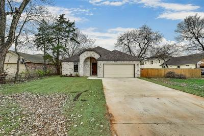 Dallas County Single Family Home For Sale: 4021 S Peachtree Road
