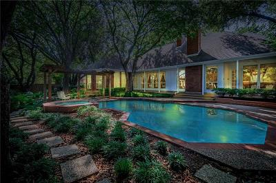 Mckinney Single Family Home For Sale: 2706 Lakeside Drive