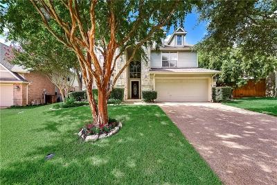 Dallas Single Family Home For Sale: 7947 Glade Hill Court