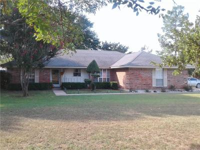 Parker County Single Family Home For Sale: 807 Murls Lake Drive