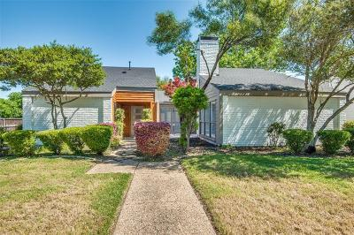Dallas, Fort Worth Single Family Home For Sale: 16975 Davenport Court