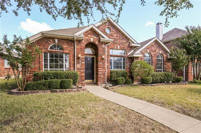 Mckinney Single Family Home For Sale: 5220 Evergreen Drive
