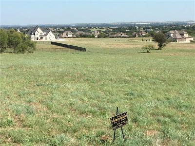 Aledo Residential Lots & Land For Sale: 1 Angelina Drive