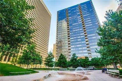 Dallas Condo For Sale: 1200 Main Street #2607