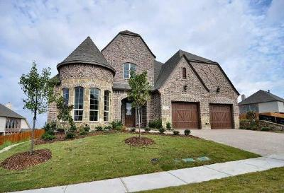 McKinney Single Family Home For Sale: 204 Parkhaven Drive