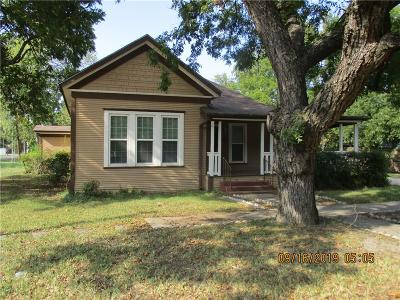 Single Family Home For Sale: 410 2nd Street