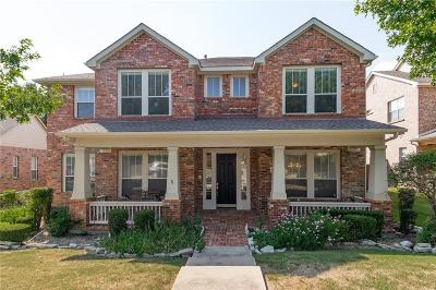 Single Family Home For Sale: 1706 Bluffview Lane