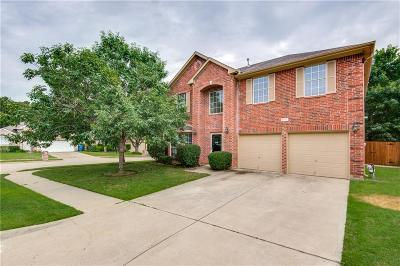 Flower Mound Single Family Home For Sale: 1701 Ingleside Drive
