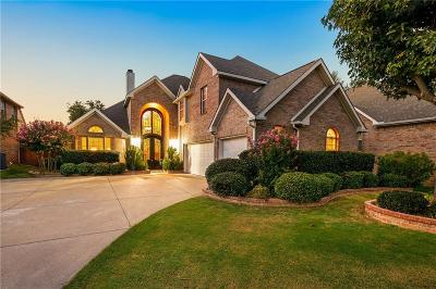 Flower Mound Single Family Home For Sale: 3512 Diamond Point Drive