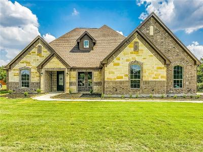 Parker County Single Family Home For Sale: 706 Phillips Drive