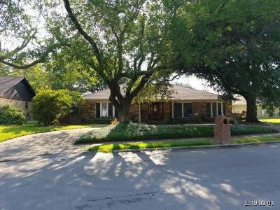 Irving Single Family Home For Sale: 2808 N Britain Road