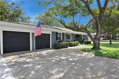Richland Hills Single Family Home For Sale: 3808 Norton Drive